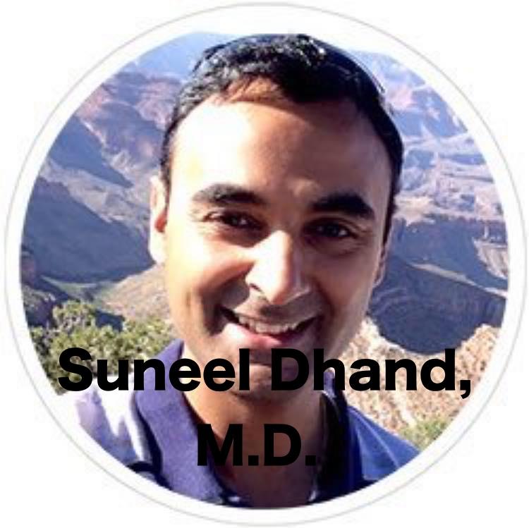 Suneel Dhand, M.D.