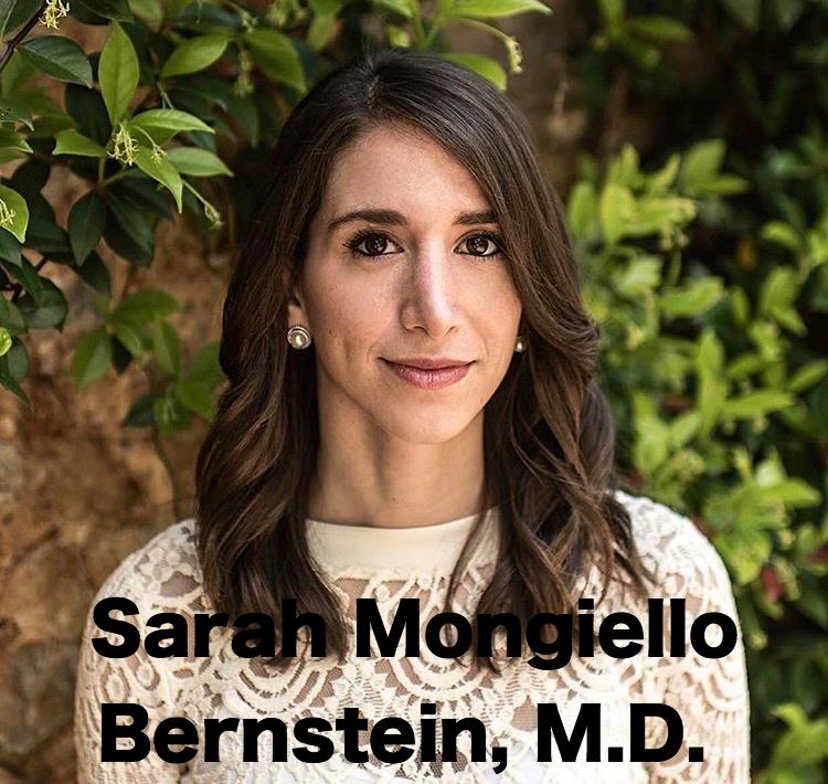 Sarah Mongiello Bernstein, M.D.
