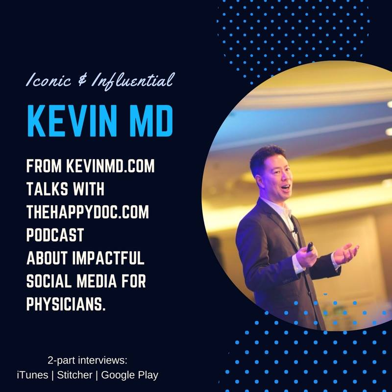Creating A Voice With KevinMD | Kevin Pho, MD