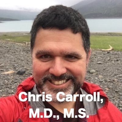 Chris Carroll, M.D., M.S.