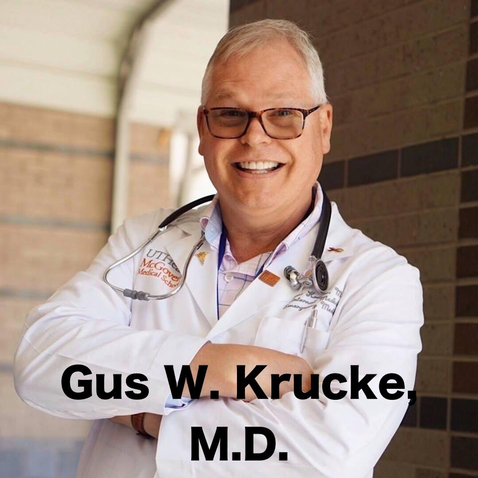 Gus W. Krucke, M.D.