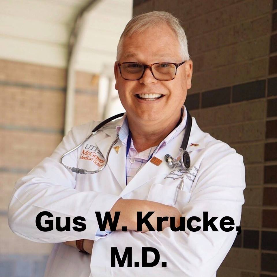 Finding Inner Truth And Being Present  | Multispecialist And Humanism In Medicine Award Winner: Dr. Gus W. Krucke