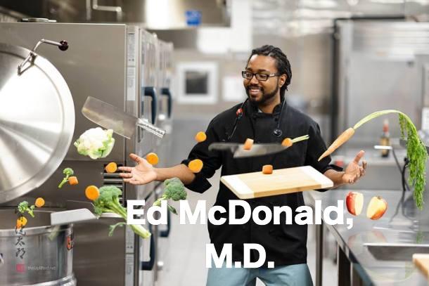 Ed McDonald, M.D.